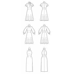 simplicity costume hat pattern 8361 envelope f