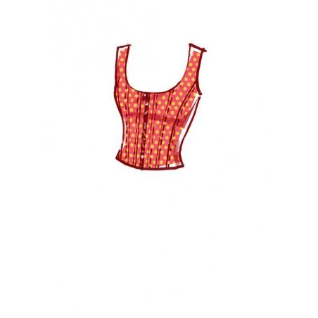 8444 simplicity costume pattern 8444 envelope fron