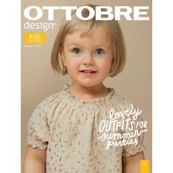 Wykroje Ottobre Kids 3/2021