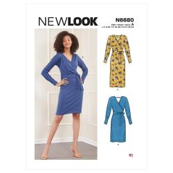 Wykrój New Look N6680