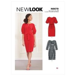 Wykrój New Look N6679