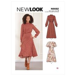 Wykrój New Look N6682