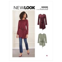 Wykrój New Look N6686