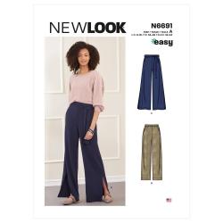 Wykrój New Look N6691