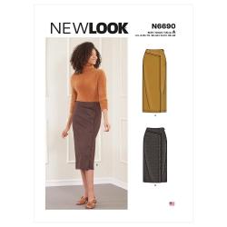 Wykrój New Look N6690