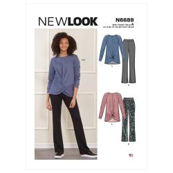 Wykrój New Look N6689