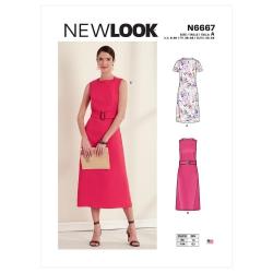 Wykrój New Look N6667