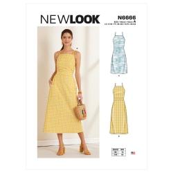 Wykrój New Look N6666