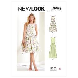 Wykrój New Look N6665