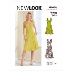 Wykrój New Look N6669