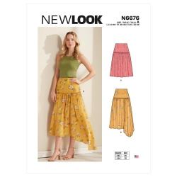 Wykrój New Look N6676