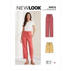 Wykrój New Look N6674