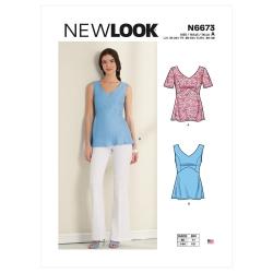 Wykrój New Look N6673