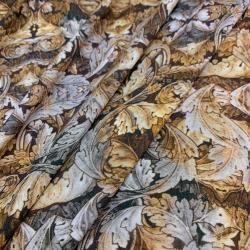 Jersey, wiskoza liście