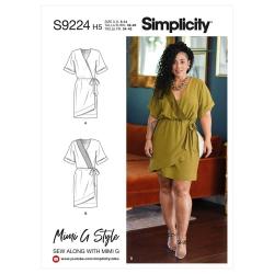 Wykrój Simplicity SS9224