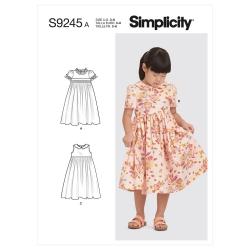 Wykrój Simplicity SS9245