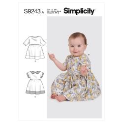 Wykrój Simplicity SS9243