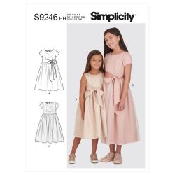Wykrój Simplicity SS9246