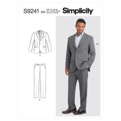 Wykrój Simplicity SS9241