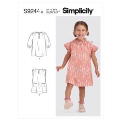 Wykrój Simplicity SS9244