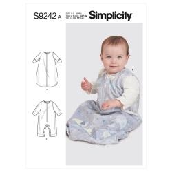 Wykrój Simplicity SS9242