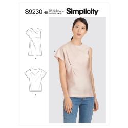 Wykrój Simplicity SS9230