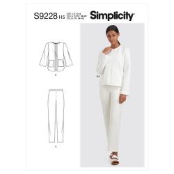 Wykrój Simplicity SS9228