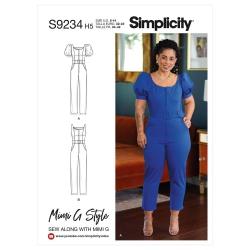 Wykrój Simplicity SS9234