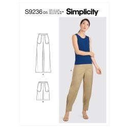 Wykrój Simplicity SS9236