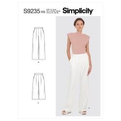 Wykrój Simplicity SS9235