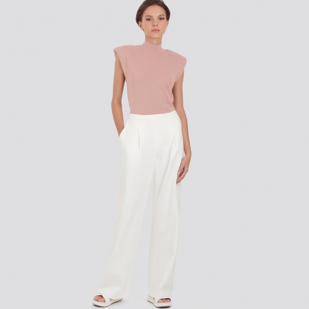 1 simplicity vintage blouse 1940s pattern 8736