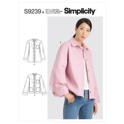 Wykrój Simplicity SS9239