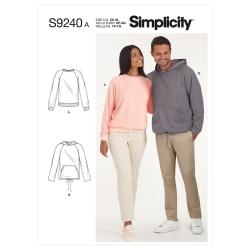 Wykrój Simplicity SS9240