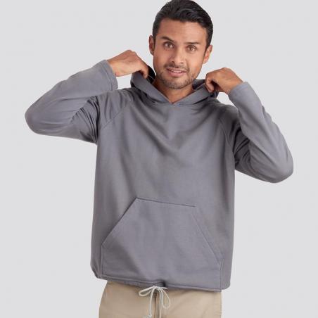 simplicity boxy jacket pattern 8741 envelope f