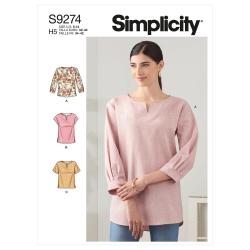 Wykrój Simplicity SS9274