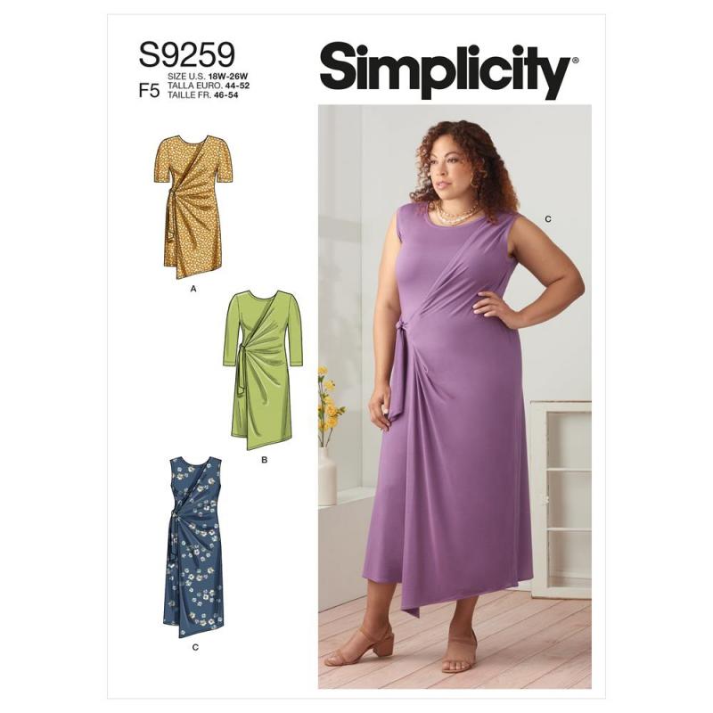Wykrój Simplicity SS9259