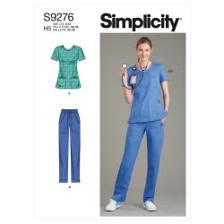 Wykrój Simplicity SS9276