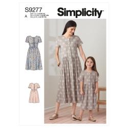Wykrój Simplicity SS9277