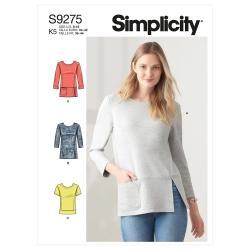 Wykrój Simplicity SS9275