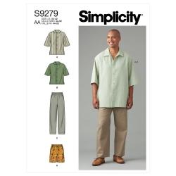 Wykrój Simplicity SS9279