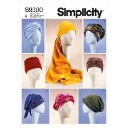 Wykrój Simplicity SS9300