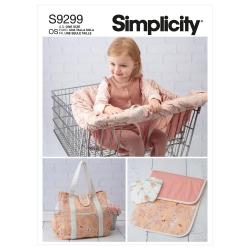 Wykrój Simplicity SS9299