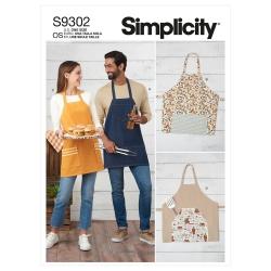 Wykrój Simplicity SS9302