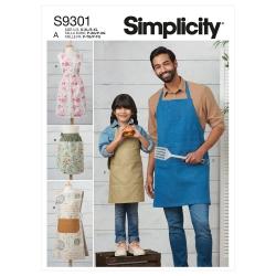 Wykrój Simplicity SS9301