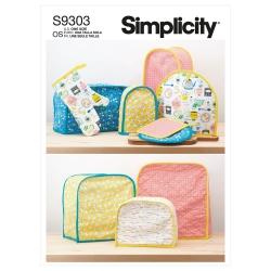 Wykrój Simplicity SS9303