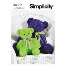 Wykrój Simplicity SS9307