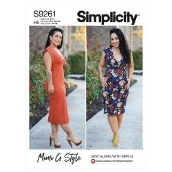 Wykrój Simplicity SS9261