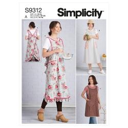 Wykrój Simplicity SS9312