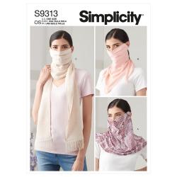 Wykrój Simplicity SS9313