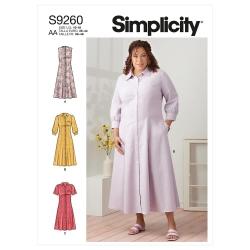 Wykrój Simplicity SS9260